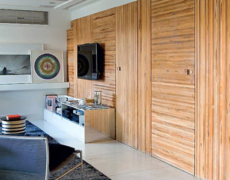 Wooden-Cladding-In-home